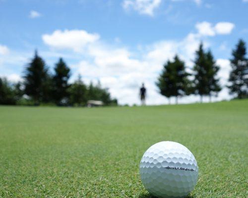 Cupa Inimii la Golf